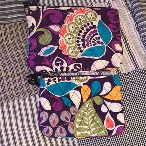 Set of cosmetic bags